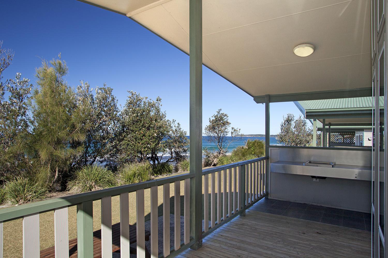 Oceanfront Executive, Chalet 6 verandah.jpg