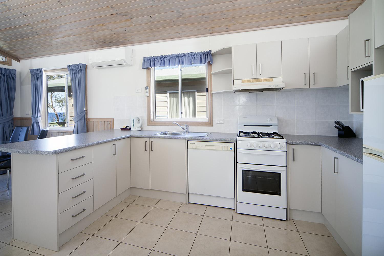 Oceanfront Executive, Chalet 4 kitchen.jpg