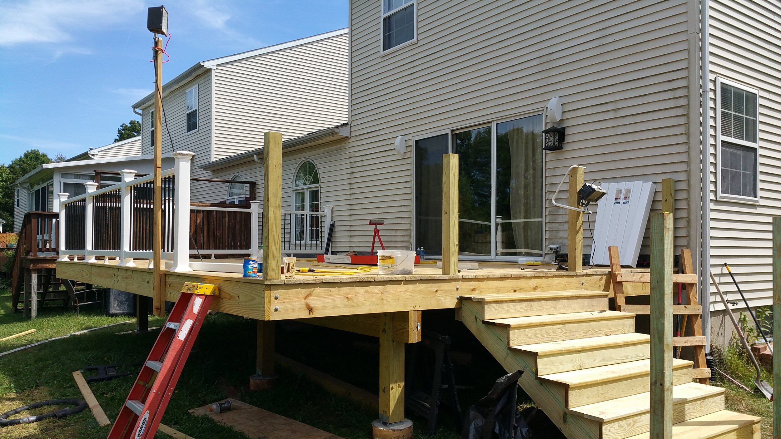 New deck beginning.jpg