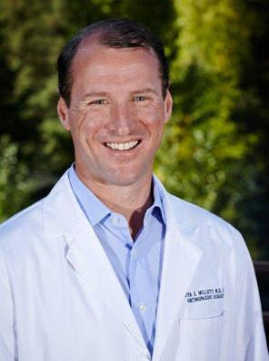 Dr. Peter J. Millett, MD, MSc