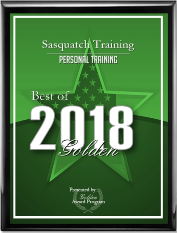 Voted Best Business for Training in Golden 2014 , 2017, AND 2018!