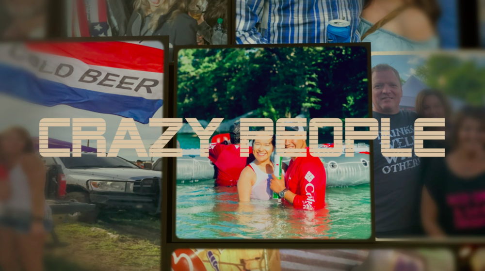 Randy Rogers Band — Our Brand New Music Video for Crazy