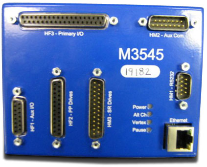 The M3521 Advanced Motion Controller