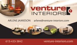 This event presented by 'Venture Interior's'