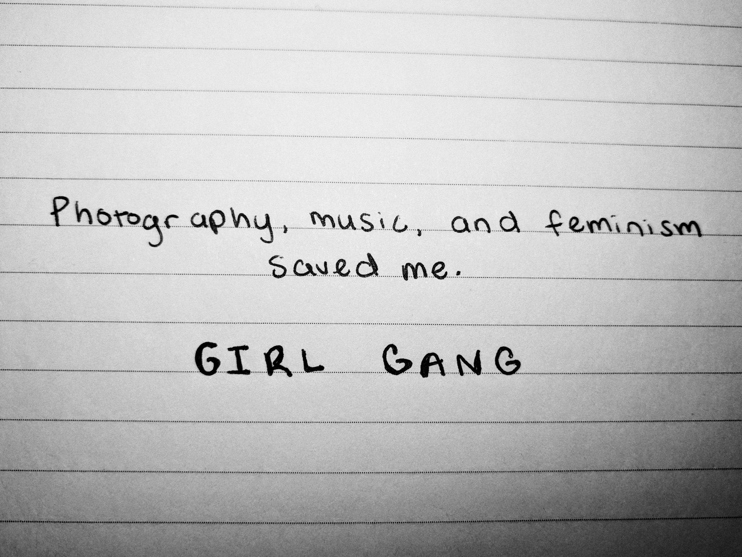 ICONIC - Girl Gang Series 1