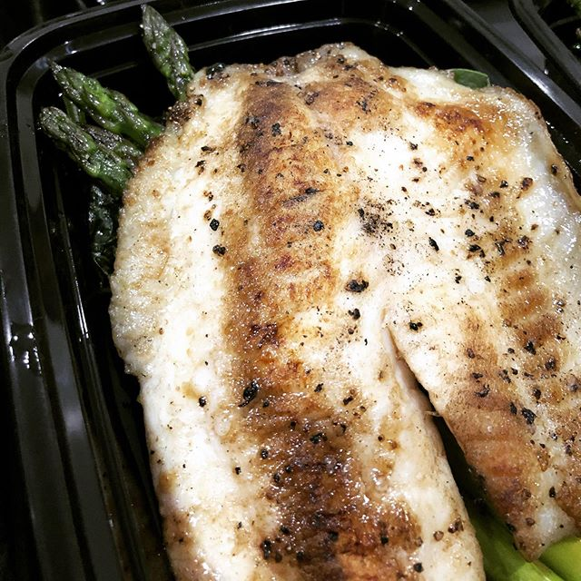 Our Paleo/Keto Friendly Lemon Ghee Broiled Tilapia Was A Hit Last Week. Remember To Get Those Orders In By Midnight Tonight.
