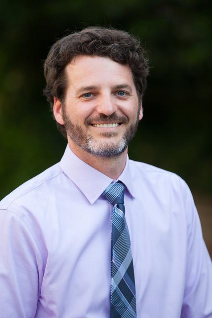 Dr. Chris Wagner Seattle dentist smiling.