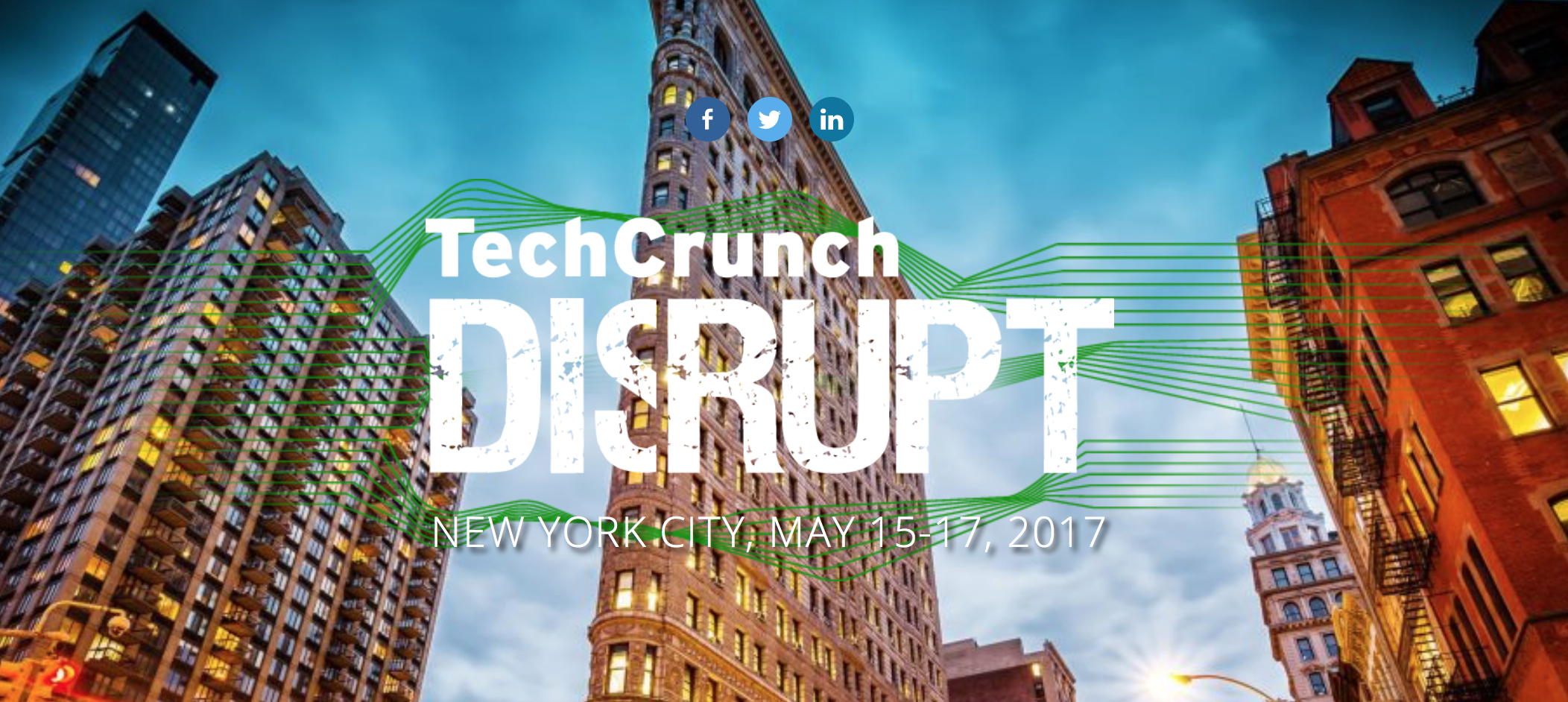 Disrupt TechCrunch