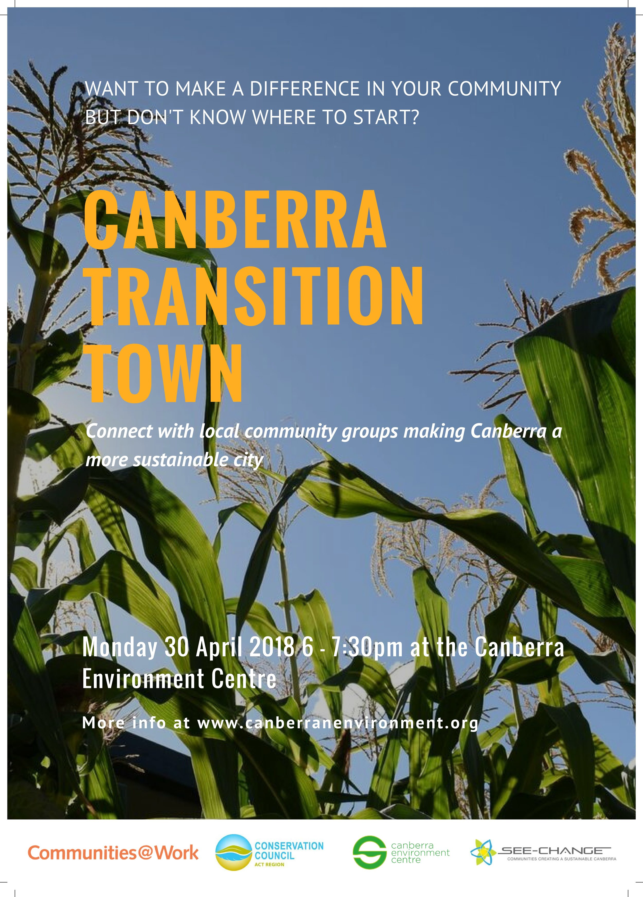 Canberra Transition Town