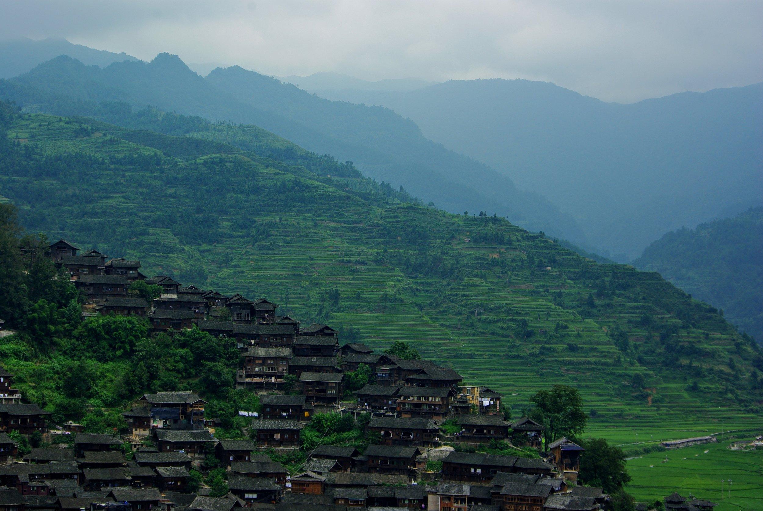 xiajang village / guizhou, china