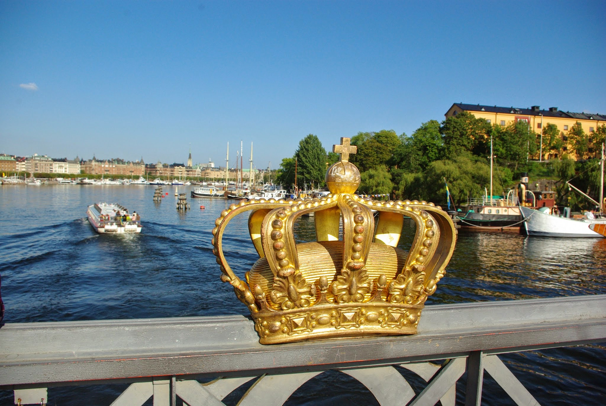 Weird dormmates aside, Stockholm is one of my favorite cities in Europe.