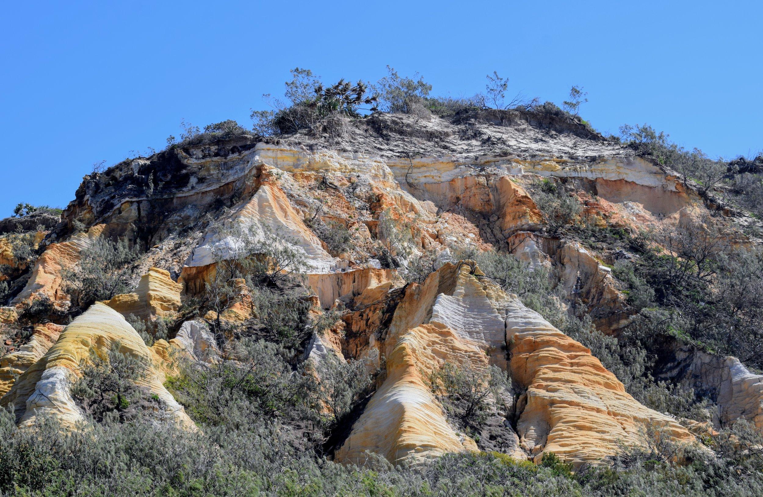 Fraser's Pinnacles.