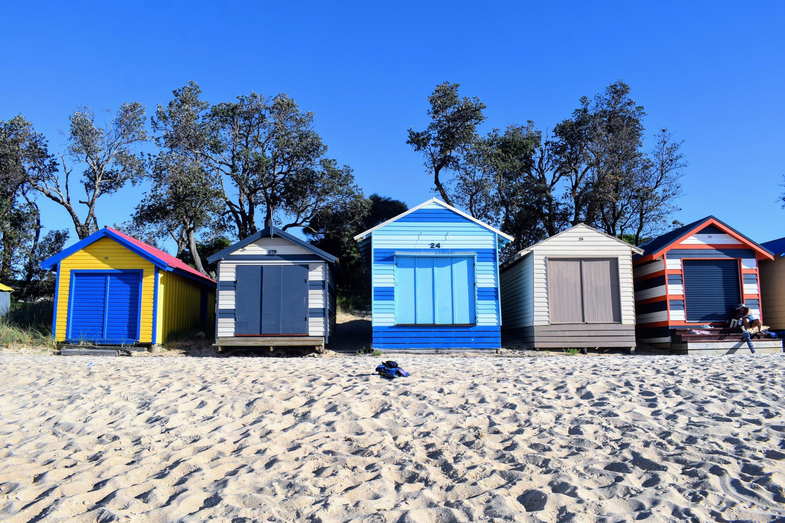 bathing boxes melbourne mornington peninsula