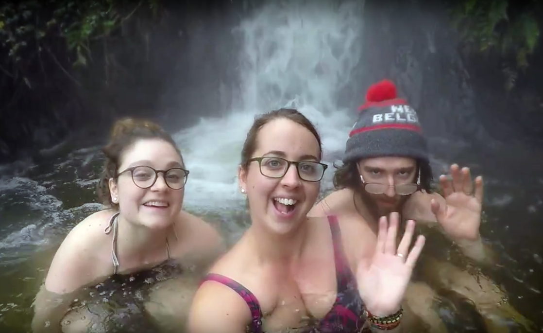 taupo hot springs