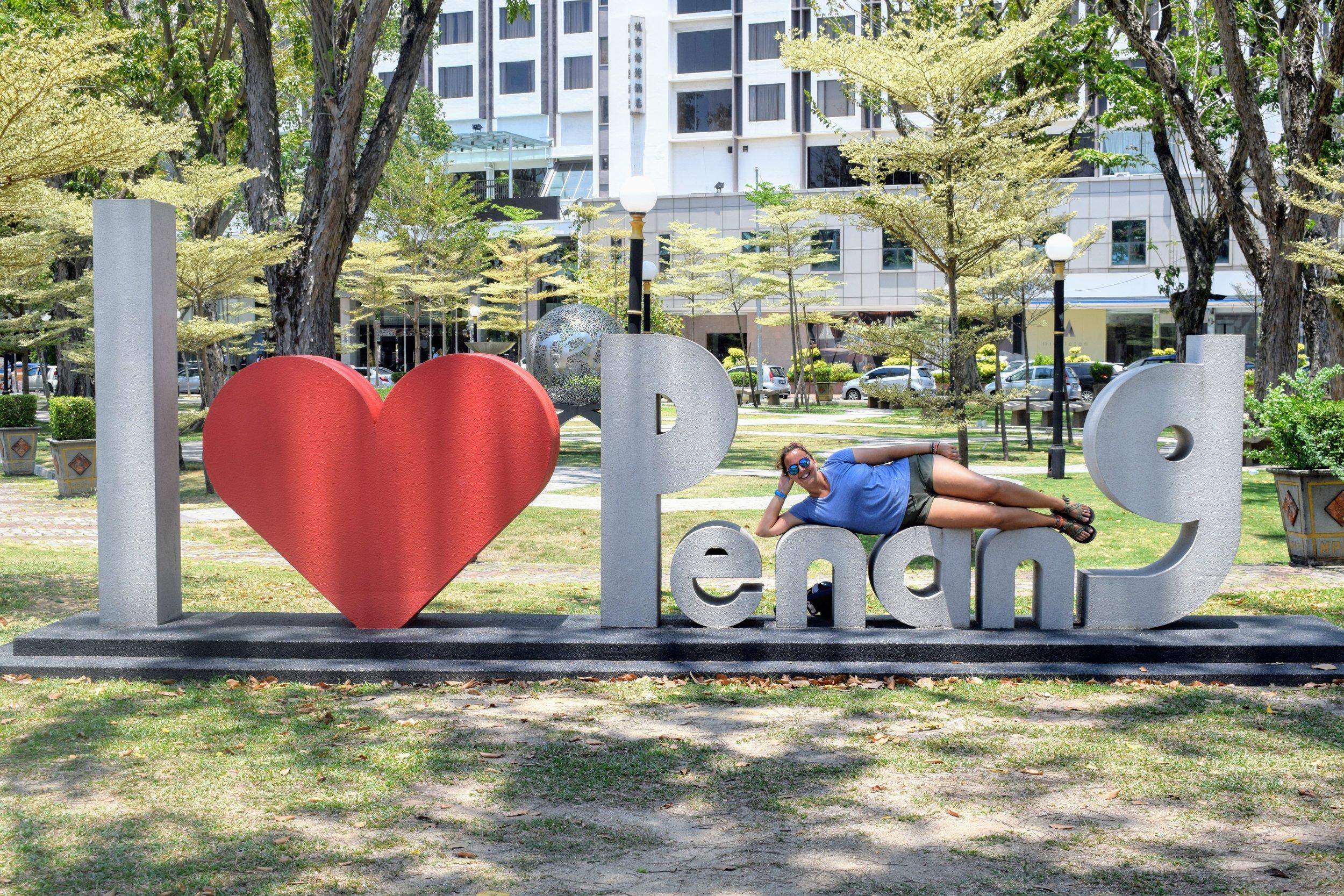 See? Told you I really enjoyed Penang.