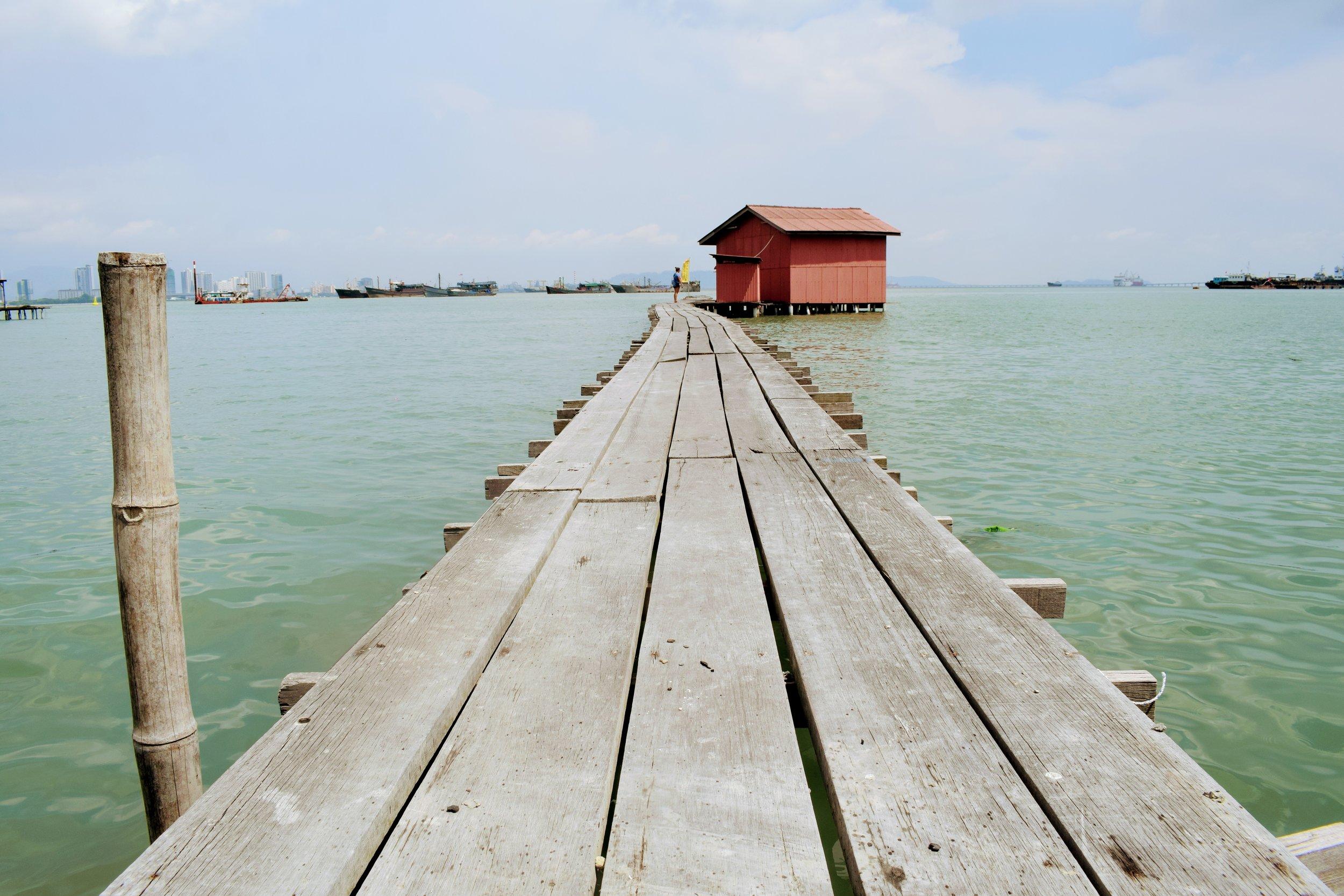 clan jetty penang