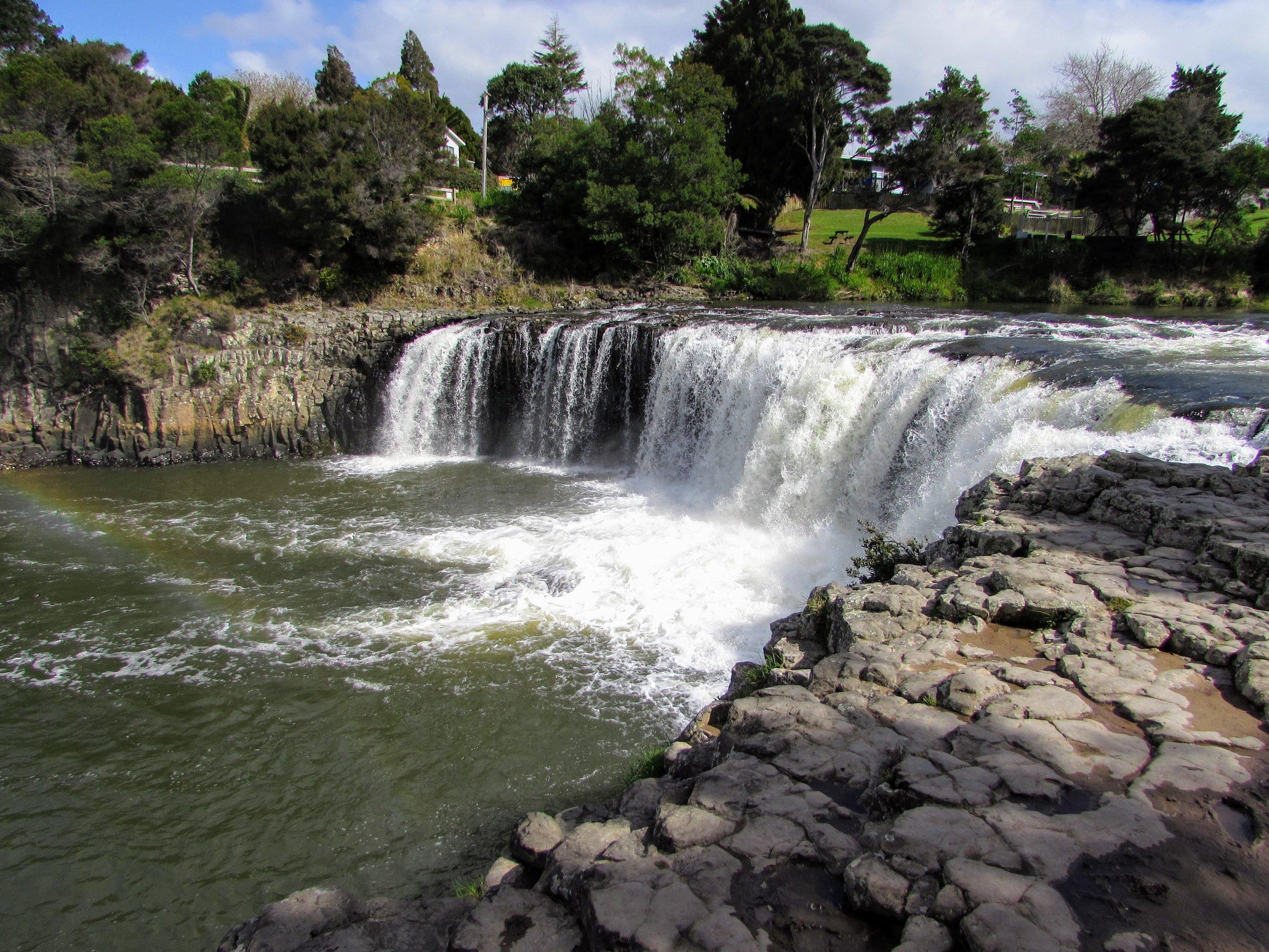 Haruru Falls, Bay of Islands, NZ