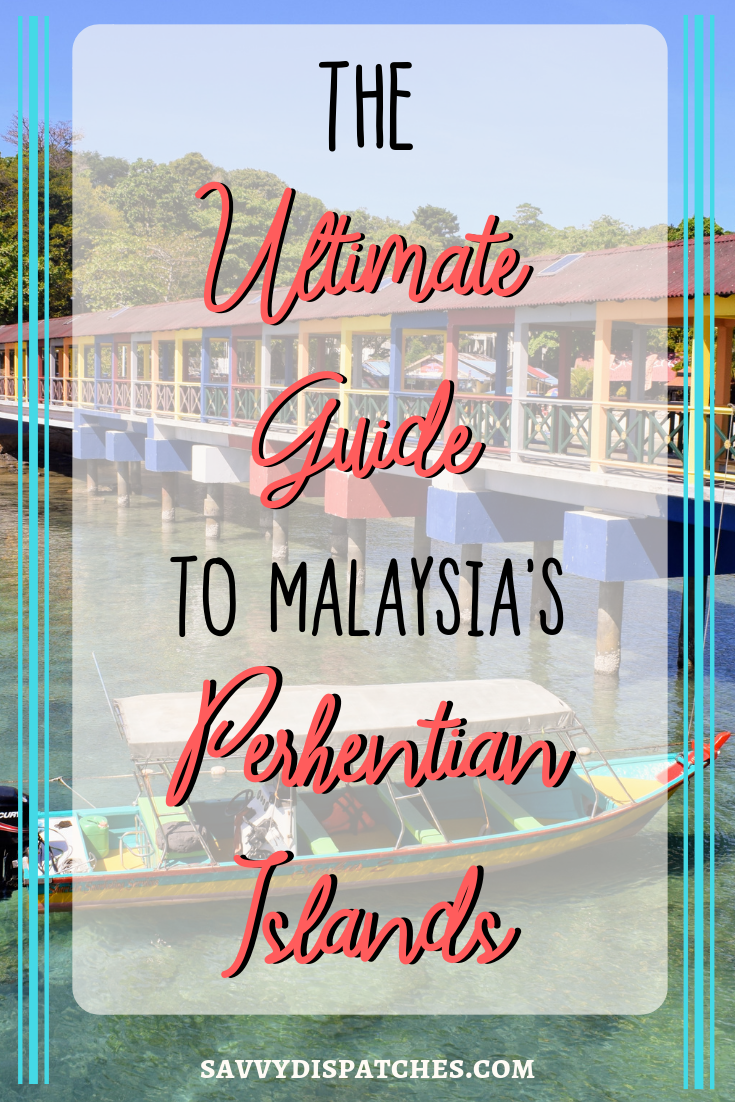 The Ultimate Guide to Malaysia's Perhentian Islands. Everything you wanted to know to plan your trip. #malaysia #Perhentians #malaysiatravel