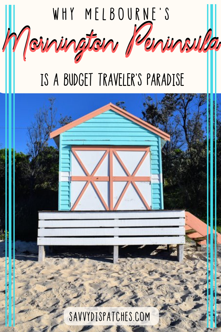 The Mornington Peninsula is the perfect place to go on a budget day trip from Melbourne | Australia Travel | Things to do Melbourne