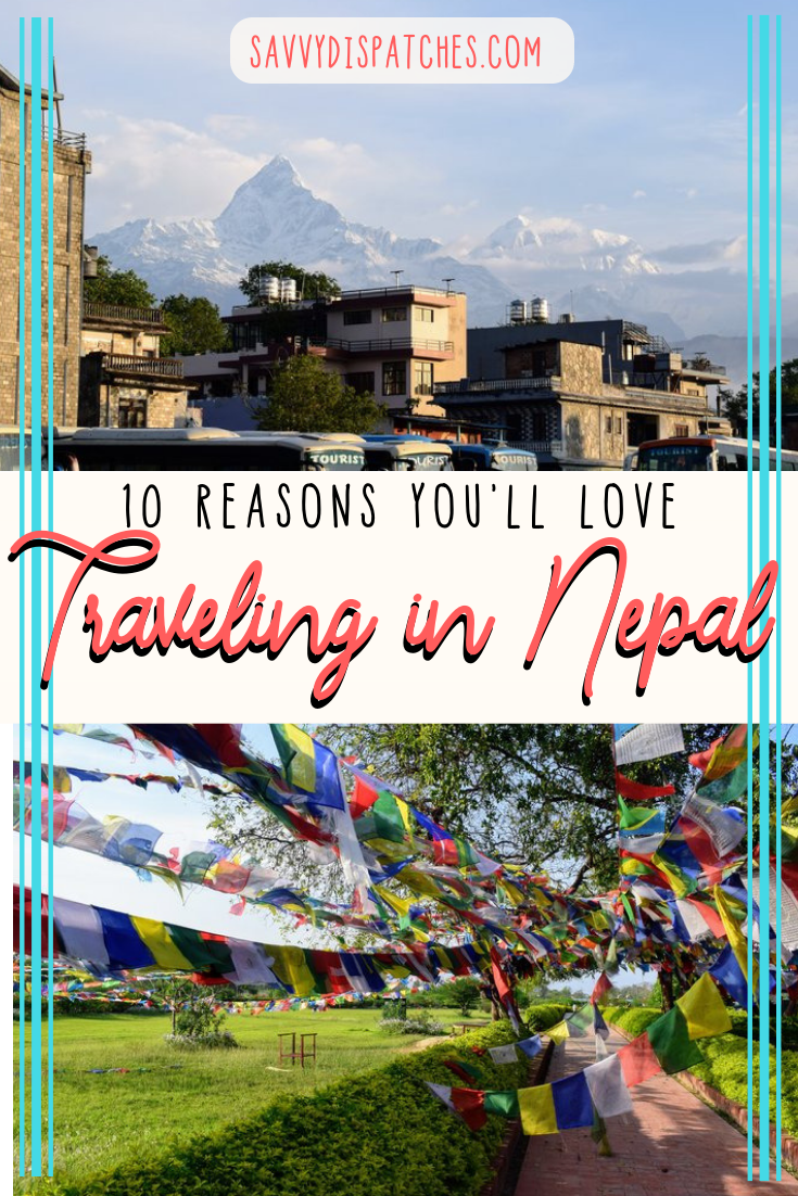 10 Surprising Reasons You Should Add Nepal to Your Travel Bucket List | Nepal Travel | Asia Travel #nepal