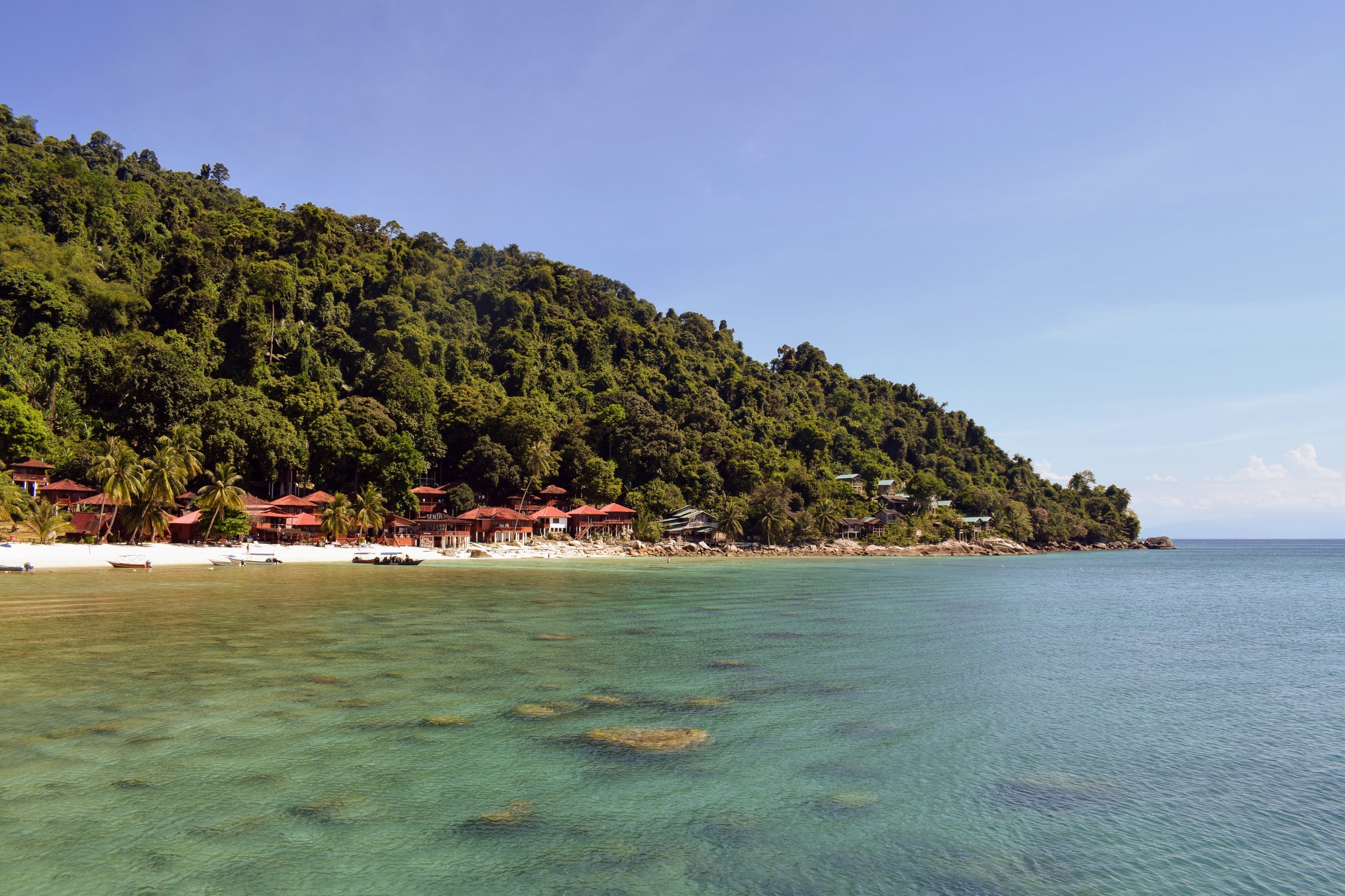Perhentian Islands - Paradise in Eastern Malaysia