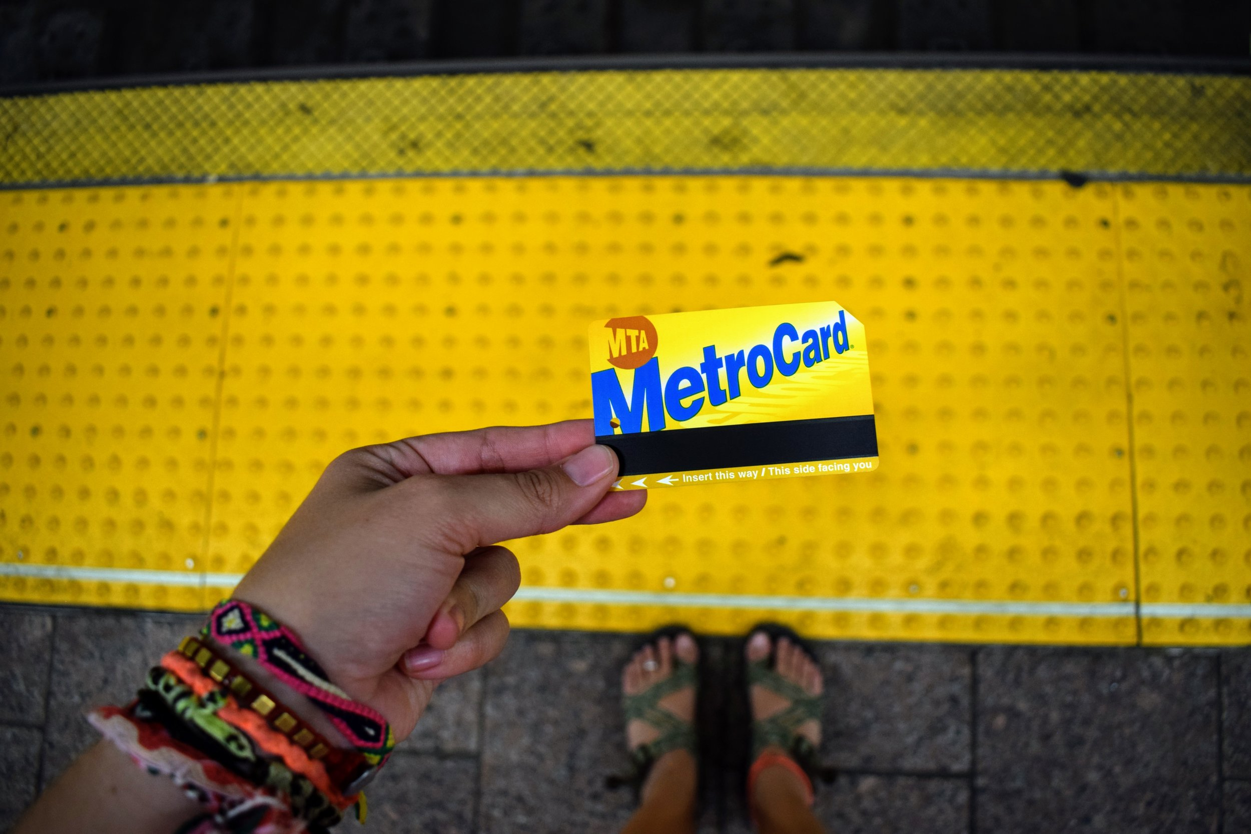 manhattan transit authority card