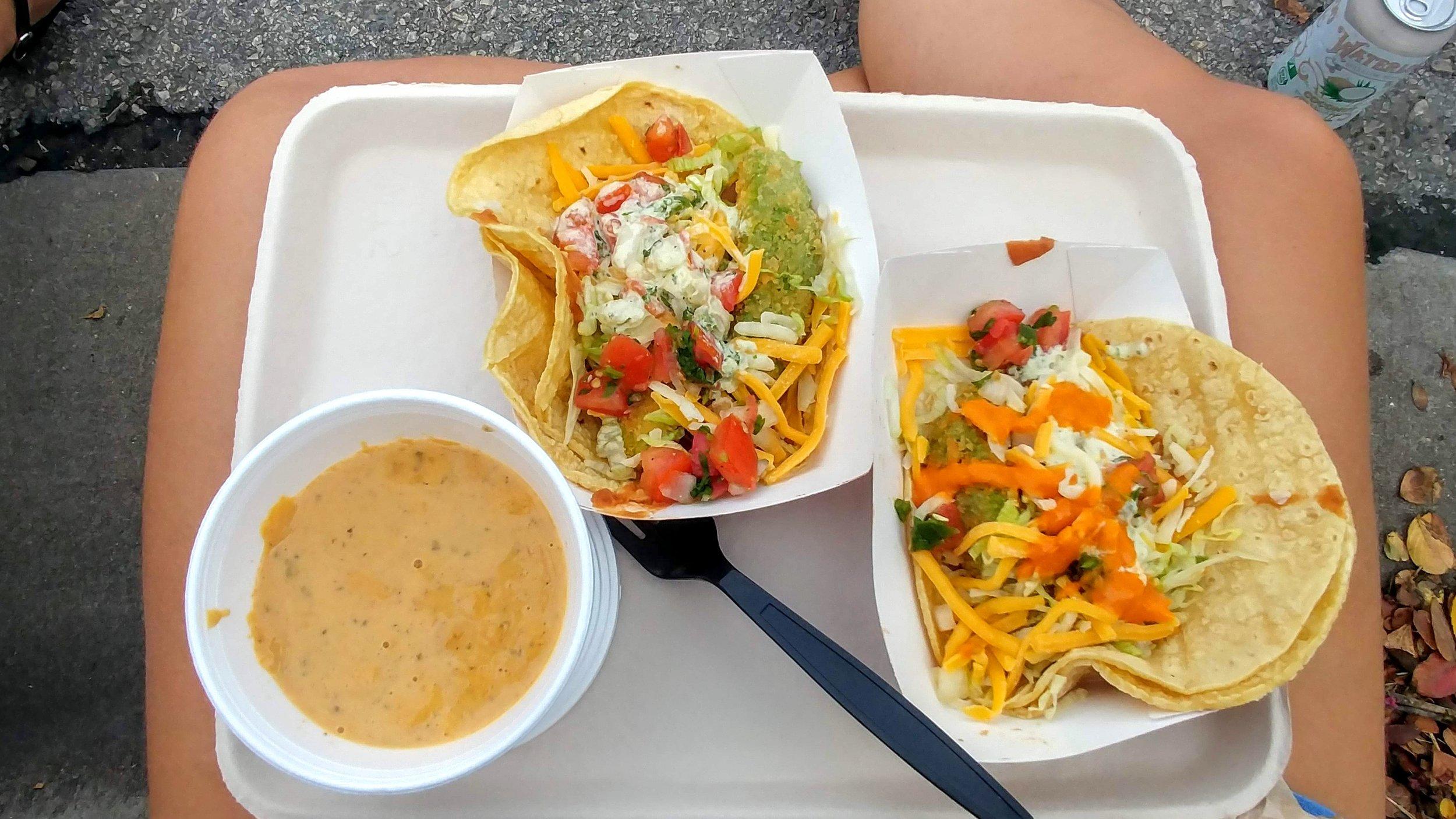 torchy's tacos fried avocado tacos in austin texas
