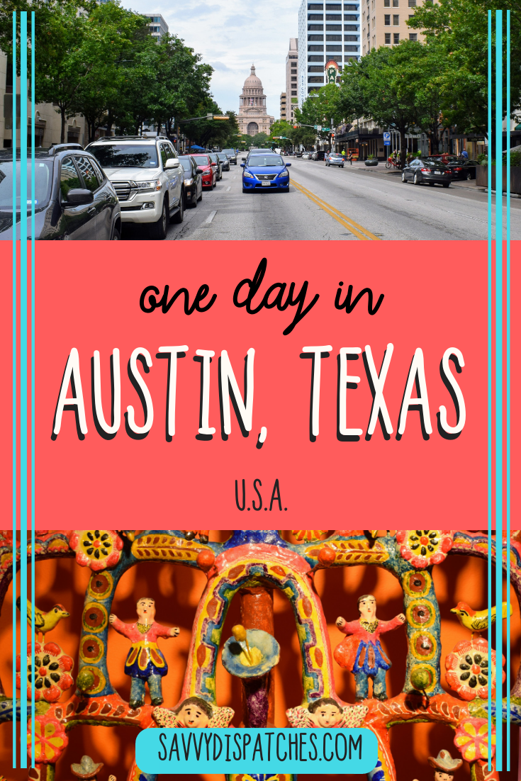 one day guide to austin texas / austin texas must dos #austintx #texas
