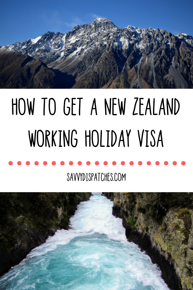 New Zealand Working Holiday Visa Guide /// New Zealand WHV // New Zealand Travel