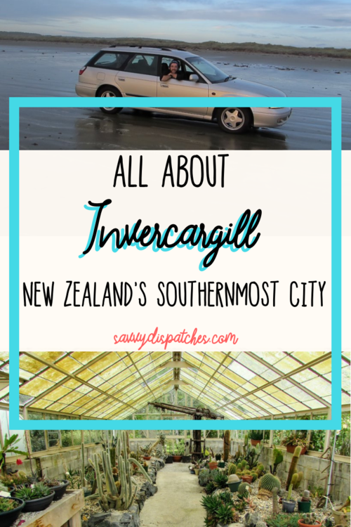 Invercargill New Zealand Guide // Things to do in Invercargill