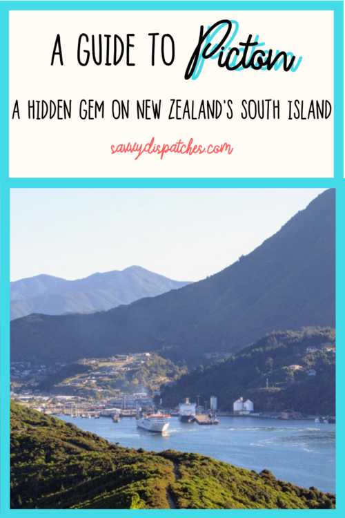A guide to Picton, NZ for outdoor lovers // Things to do in Picton, New Zealand