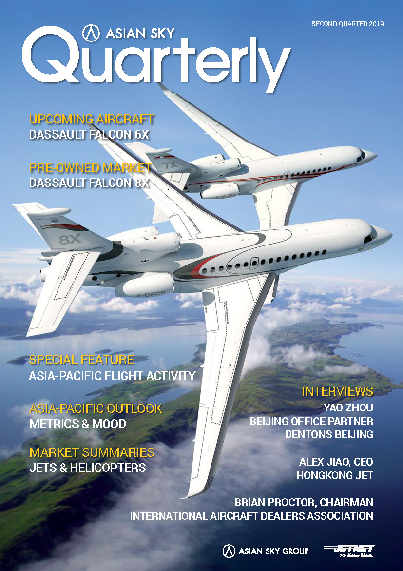 Asian Sky Quarterly- Q2 2019