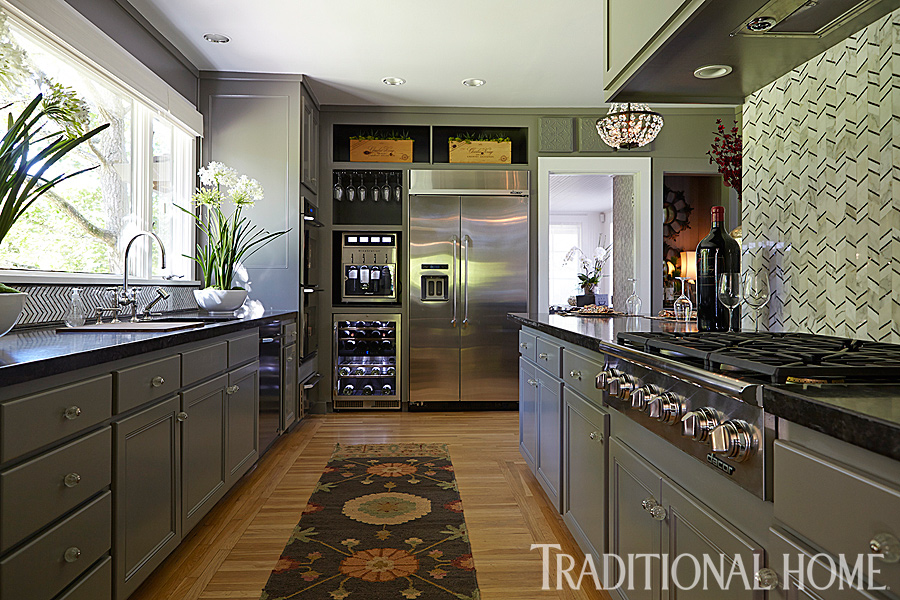 Traditional Home Showhouse, Napa Valley, 2013