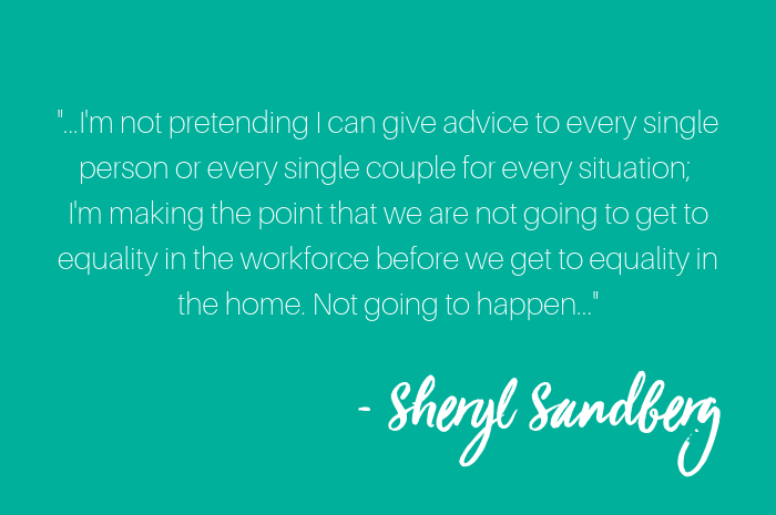 Sheryl Sandberg Quote Equality at Home.png