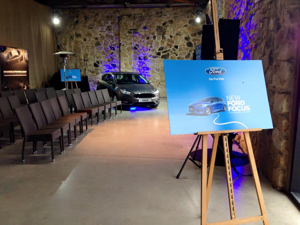 ASIA PACIFIC FORD / MEDIA DRIVE ACTIVATION