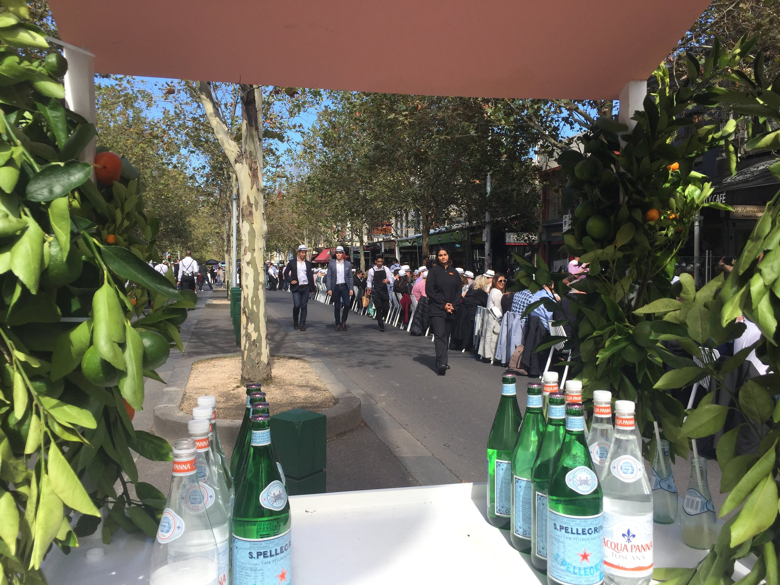 Melbourne Food and Wine Festival's 25th Anniversary