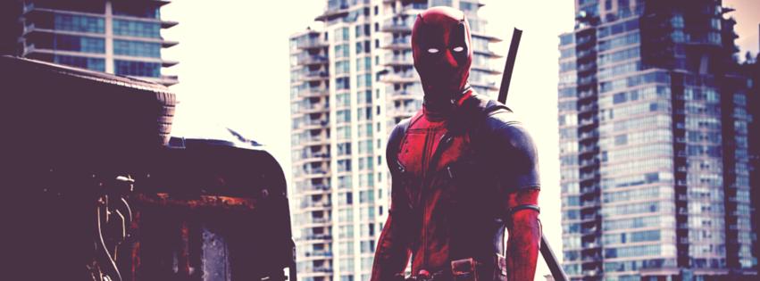 Filter Banner- Deadpool