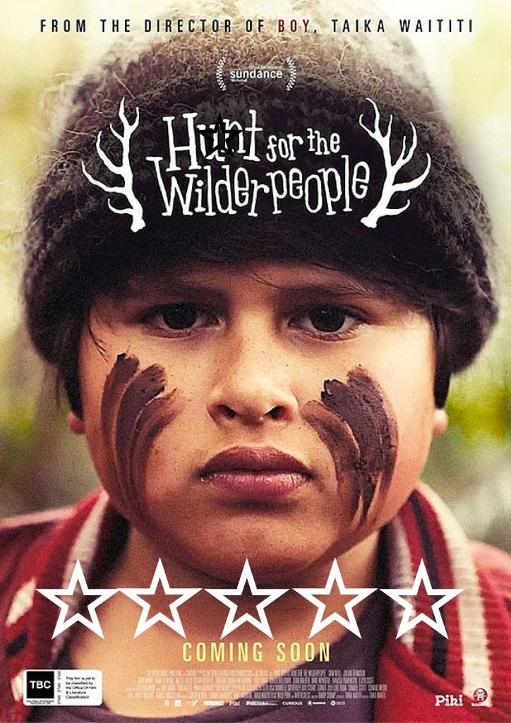 Star Poster- Wilderpeople