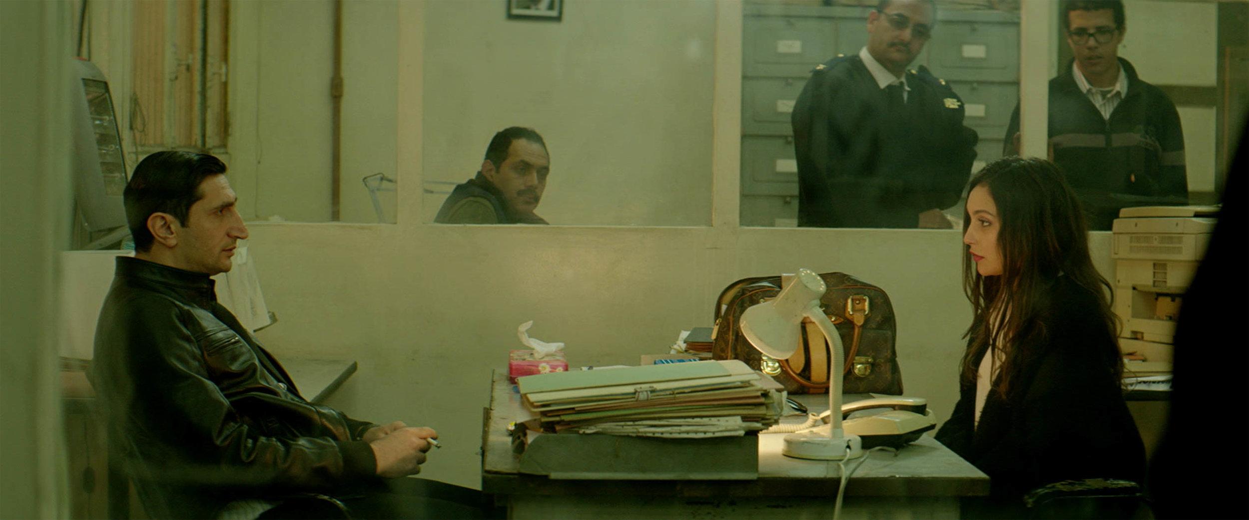 """The Nile Hilton Incident""  - Dir. Tarik Saleh Country: Egypt"