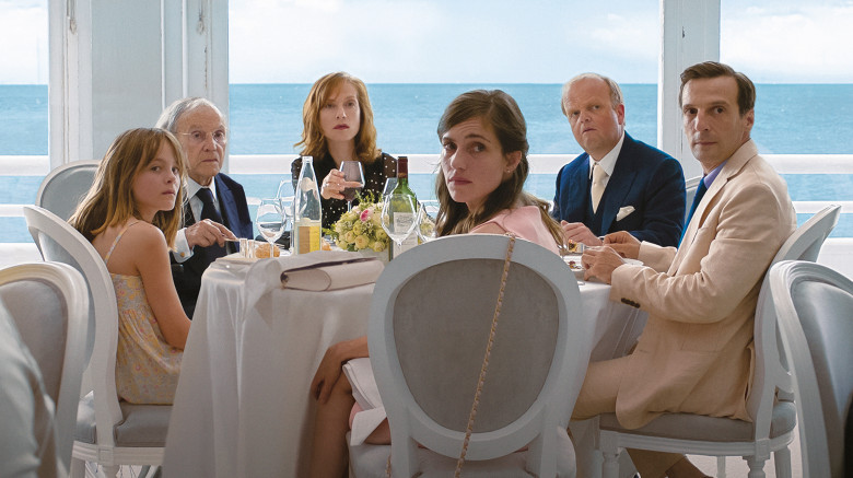 """Happy End"" (2017) - Directed by: Michael HanekeWritten by: Michael HanekeStarring:Isabelle Huppert ... Anne LaurentJean-Louis Trintignant ... Georges LaurentMathieu Kassovitz ... Thomas LaurentFantine Harduin ... Eve LaurentFranz Rogowski ... Pierre LaurentToby Jones … Lawrence BradshawCountry: France"