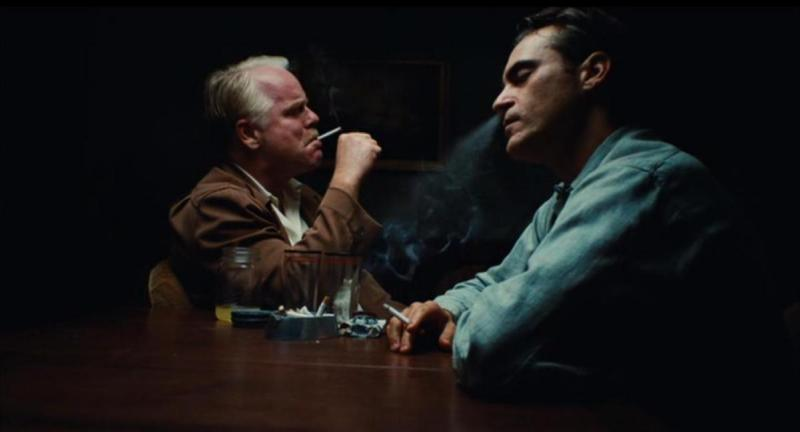 "- Paul Thomas Anderson; I love his films, but I specifically love ""The Master."" I think Joaquin Phoenix is superb in that film and Phillip Seymour Hoffman gets more and more..'better' each time I've watched it. But there's one particular scene in that film that just rocks me every time I see it. Joaquin goes to see a girl that He was seeing and … he talks to Her mother. He  doesn't say much but you have this fear that anything can happen - and of course nothing bad does happen to that woman in that scene - there's something so arresting about his performance."