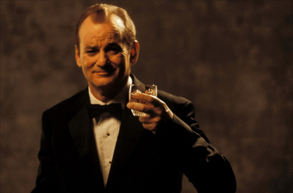 """- I love Bill Murray in """"Lost in Translation."""" I think that's classic Murray and I think there's something to be said about his subtle comedy or nuanced comedy and no-one else does it like that, so brilliant."""
