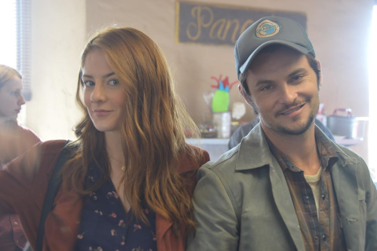 Emily Tremaine (Emily) and Shiloh Fernandez (Nico) in Chang's
