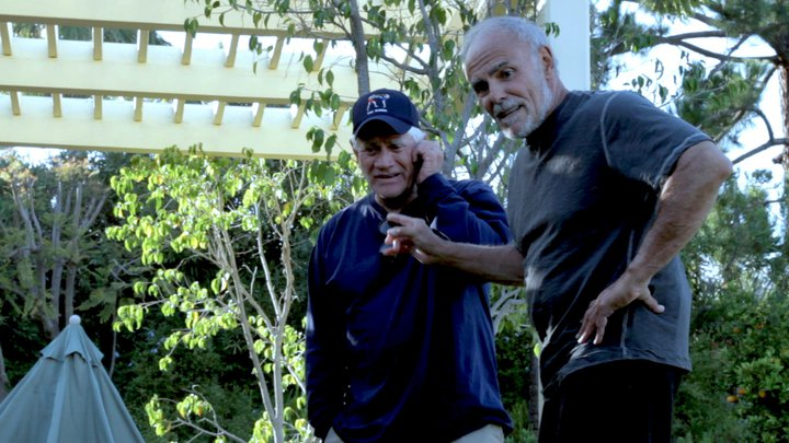 From  A Nightmare on Elm St  to hangin' with the trancer hunter. John Saxon and Tim Thomerson onset.