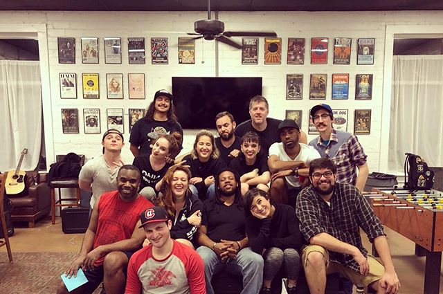 Welp, that's a wrap. Last show of the tour and we truly went out with a bang! I will miss everyone in this photo. Shot out to @tomasinaabate who is my new friend even though she was only on tour with us the first half of it! Time to get home and finally be in my own bed! #lavancecolley #pmjtour #pmjtour2018 #tour #singer #onmywaytolosangeles