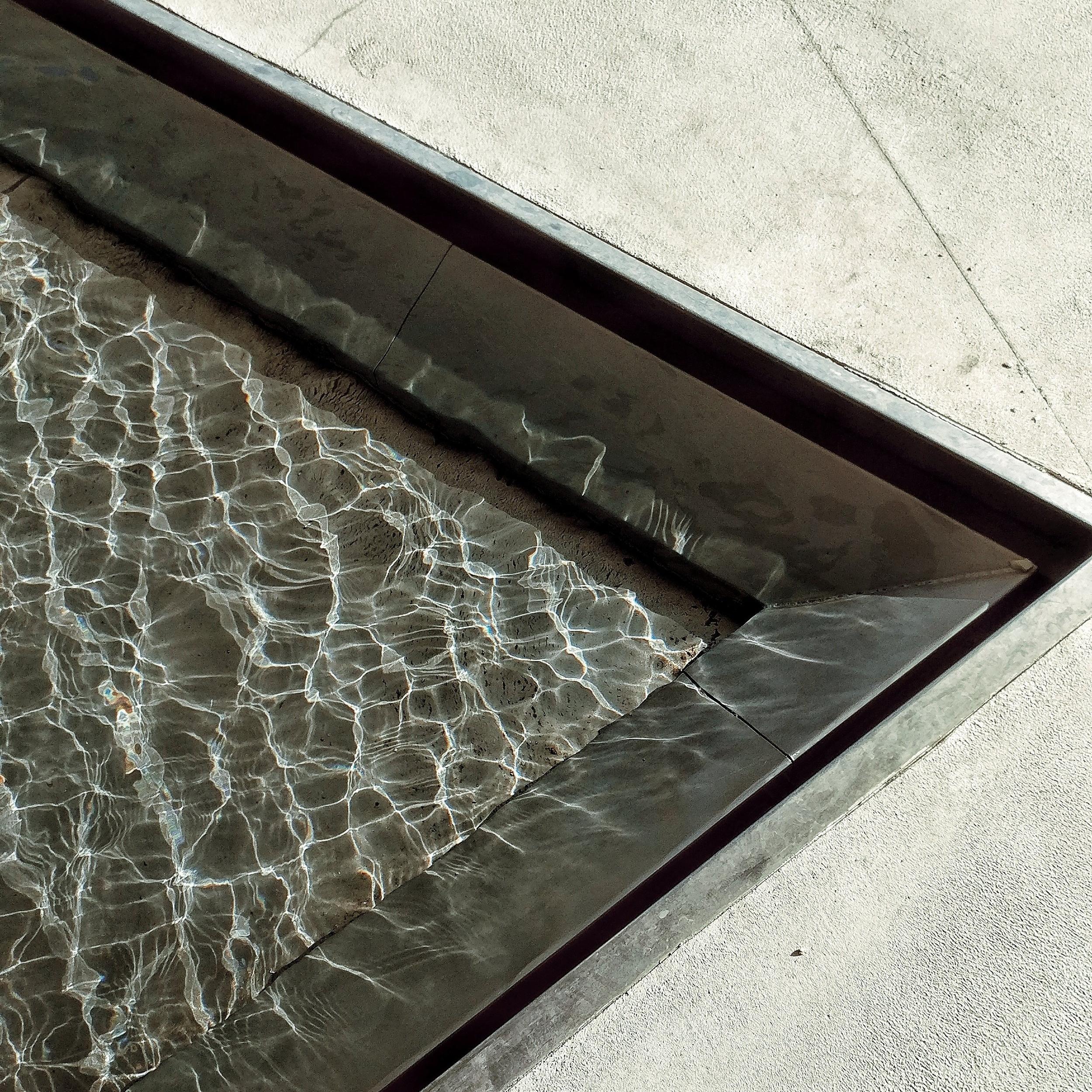Floors of Glass - Exodus 24:10, Rev. 4:6, Rev. 15:2