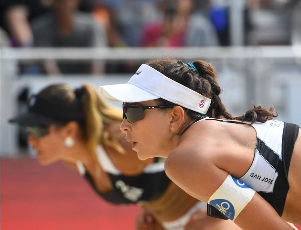 Brazilians Carol Salgado and Maria Antonelli are top contenders in any event they play in.