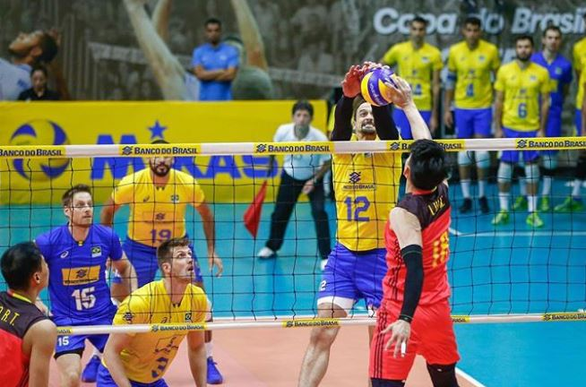 Brazil is always fighting for a top spot in FIVB competition— it will most likely be the same in the 2019 Edition of VNL.