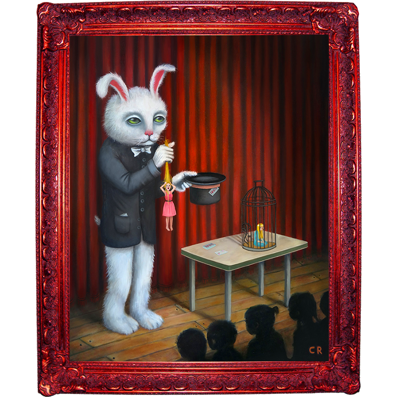 Homage of the Bunny