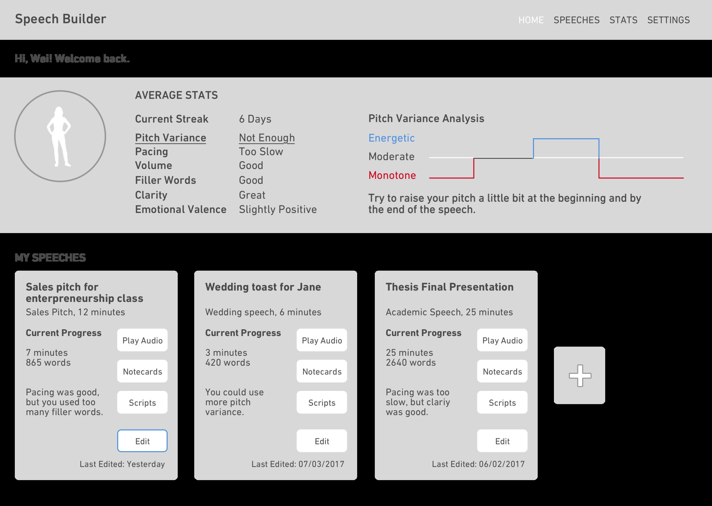 Option 2: Non-Linear Workflow
